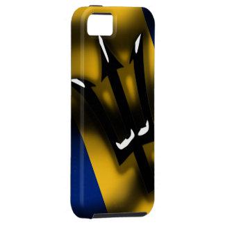 バルバドスの旗のIphone 5の穹窖の箱 iPhone SE/5/5s ケース