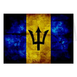 バルバドスの旗 カード