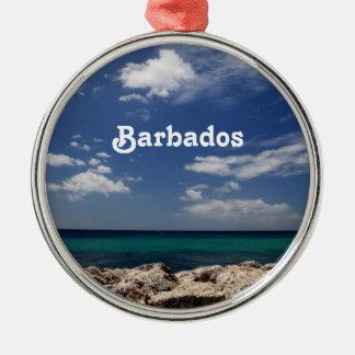バルバドスの海 メタルオーナメント