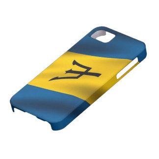 バルバドスのiPhone 5の場合の旗 iPhone SE/5/5s ケース
