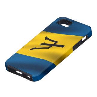 バルバドスのiPhone 5の穹窖Tough™の旗 iPhone SE/5/5s ケース