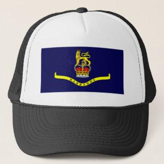 バルバドス総督旗 キャップ