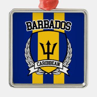 バルバドス メタルオーナメント