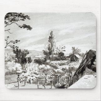 バルパライソ1822年 マウスパッド