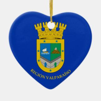 バルパライソ(チリ)、チリ セラミックオーナメント