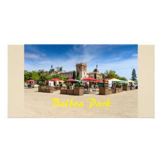 バルボア公園サンディエゴカリフォルニア カード