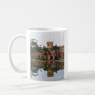 バルボア公園、サンディエゴ、カリフォルニア コーヒーマグカップ