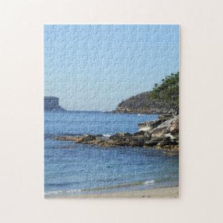 バルモラルのビーチのパズル ジグソーパズル