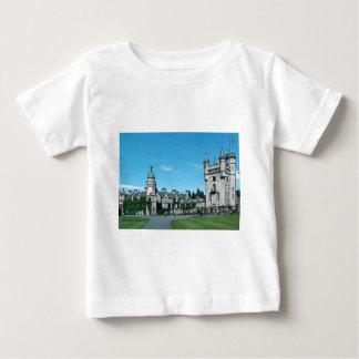 バルモラルの城 ベビーTシャツ