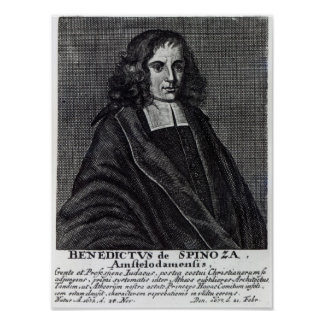 バルークde Spinoza ポスター