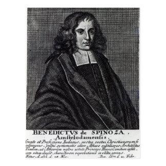 バルークde Spinoza ポストカード