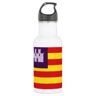 バレアレス諸島(スペイン)の旗 ウォーターボトル