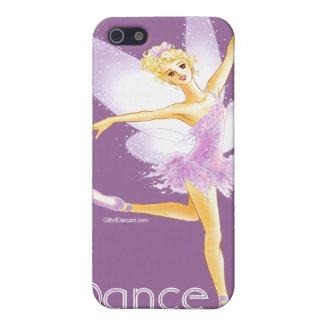 バレエの妖精のiphone 4ケース iPhone 5 case