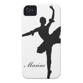 バレエのiphone 4ケース Case-Mate iPhone 4 ケース