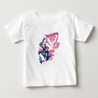 バレエはスイセンを着せます ベビーTシャツ