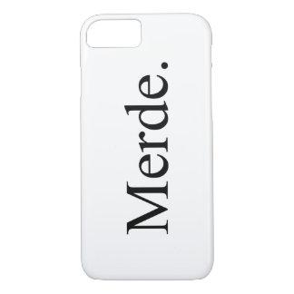 バレエダンサーのためのMerdeのiPhone 7の電話箱 iPhone 8/7ケース