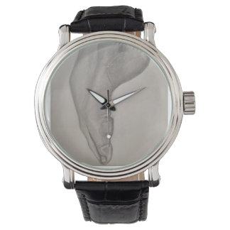 バレエダンサーの腕時計 腕時計