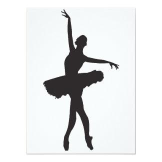 バレエダンサー(バレリーナのシルエット) ~.png カード