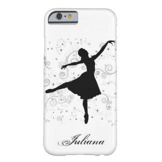 バレリーナのシルエットのiPhone6ケース Barely There iPhone 6 ケース