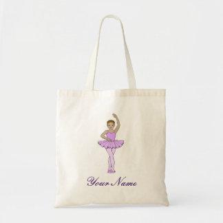 バレリーナのバッグ トートバッグ