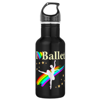 バレリーナの夢は本当のデザインを来ます ウォーターボトル