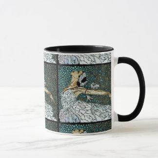バレリーナの花嫁のマグ マグカップ