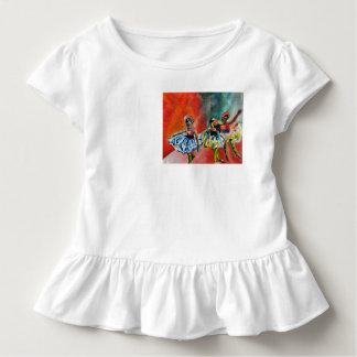 バレリーナ トドラーTシャツ