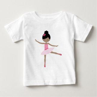 バレリーナ ベビーTシャツ