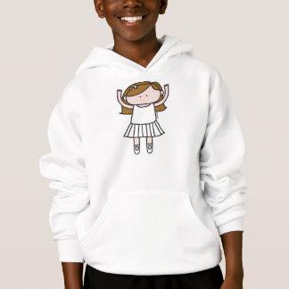 バレリーナ-子供の衣類