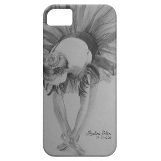 バレリーナ iPhone SE/5/5s ケース