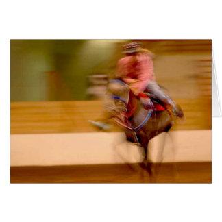 バレルの競争-速度 カード