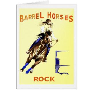 バレルの馬の石 カード