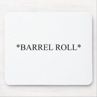 バレルロール6 マウスパッド