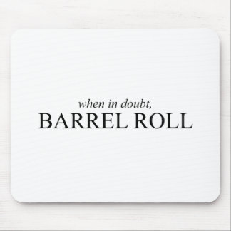 バレルロール7 マウスパッド