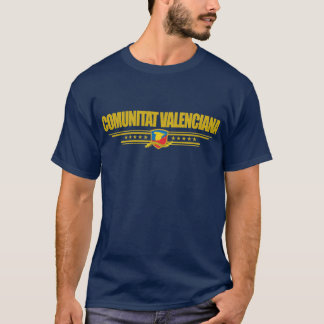 バレンシアの旗 Tシャツ
