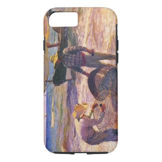 バレンシアの漁師1895年 iPhone 8/7ケース