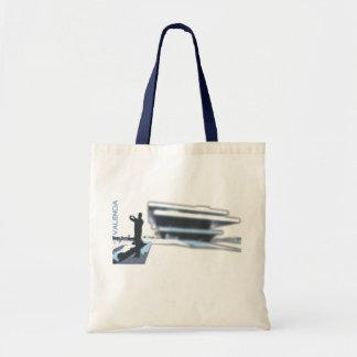 バレンシア港のショッピングの沼地 トートバッグ