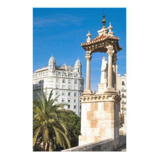 バレンシア、スペイン 便箋