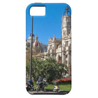 バレンシア、スペイン iPhone SE/5/5s ケース