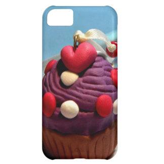 バレンタインのカップケーキ iPhone5Cケース