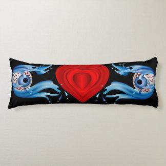 バレンタインの体の枕 ボディピロー