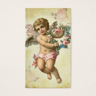 バレンタインの天使 名刺