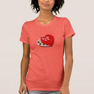 バレンタインの` s箱 tシャツ