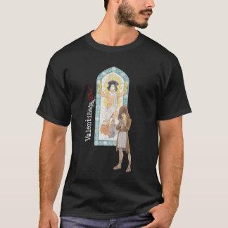 バレンタインのDei T Tシャツ