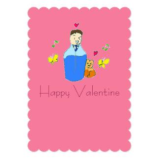 バレンタインカード香るやつら1-27年 カード
