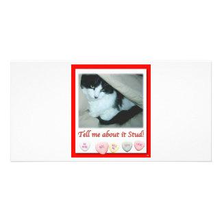 バレンタインデーの結婚式 カード