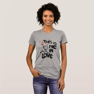 バレンタインデーのTシャツ Tシャツ