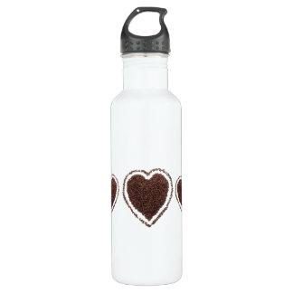 バレンタインデー愛コーヒーボトルを好みます ウォーターボトル