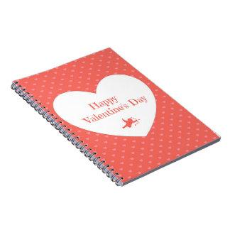 バレンタインデー ノートブック