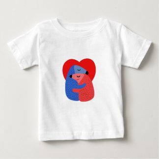 バレンタインデー ベビーTシャツ
